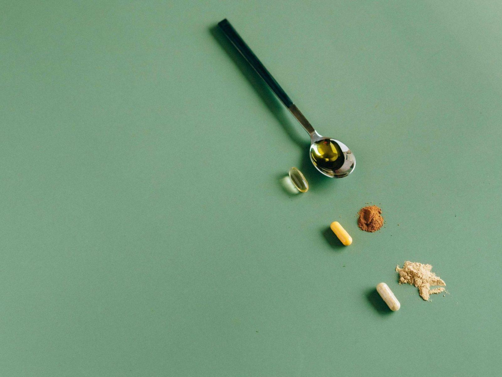Healer's Gold Supplements Header Image
